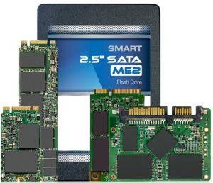 SMART Modular étend sa famille de SSD SATA ME2