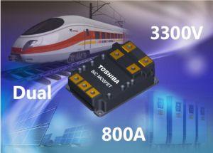 Modules MOSFET SiC | Toshiba