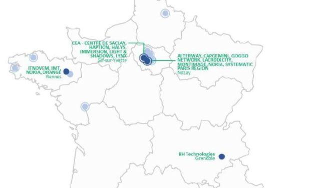 Lancement de l'appel à projets « usages citoyens » des applications de la 5G