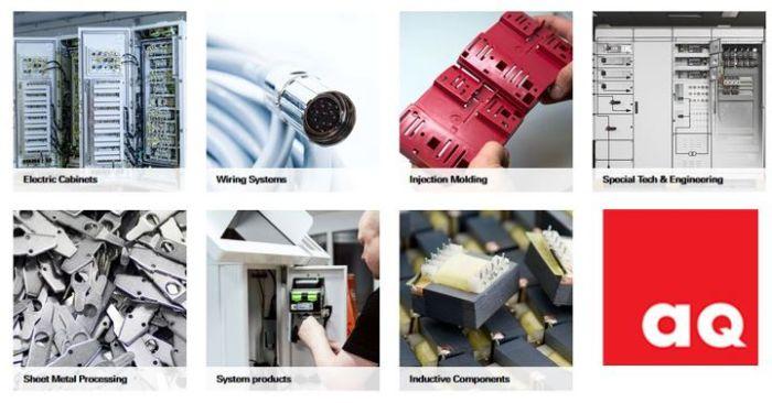 AQ Group rachète l'activité composants magnétiques de puissance de Schaffner