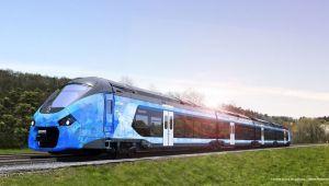 Première commande de trains à hydrogène en France