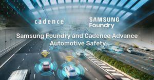 Flot de référence pour CI automobiles via Samsung Foundry | Cadence