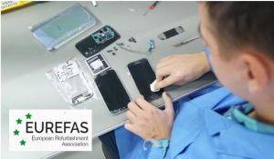 Reconditionnement d'appareils électroniques : création de l'association Eurefas