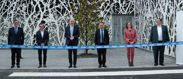 Atos inaugure un laboratoire mondial de R&D aux Clayes-sous-Bois