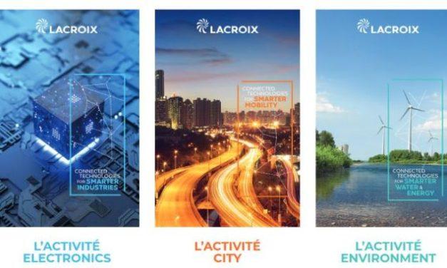 Lacroix vise 800 M€ de chiffre d'affaires d'ici 2025