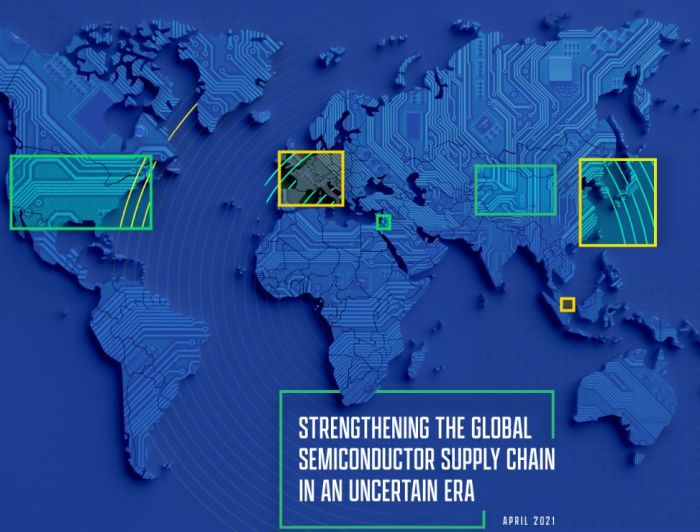 Des zones géographiques autosuffisantes en semiconducteurs : une hérésie à 1000 milliards de dollars pour la SIA