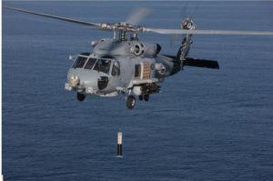 Thales va fournir jusqu'à 55 sonars aéroportés à Lockheed Martin