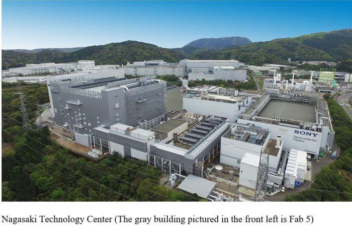 Sony Semiconductor étend ses capacités de production d'imageurs CMOS