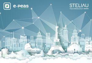 Steliau Technology distribue les composants spécialisés dans la collecte d'énergie d'E-Peas