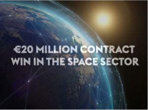 Akka remporte un contrat de 20 millions d'euros dans les satellites