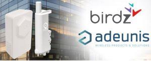Birdz et Adeunis s'associent dans la création d'offres connectées dédiées à l'environnement
