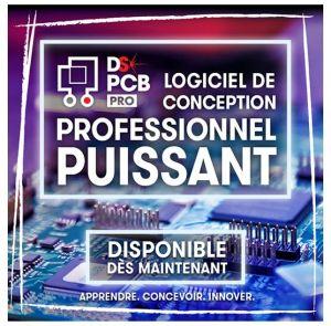 RS Components étoffe les fonctionnalités de DesignSpark PCB PRO