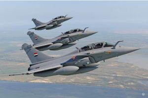 L'Égypte fait l'acquisition de 30 Rafale supplémentaires