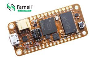 Farnell propose désormais la carte de développement FPGA open source OrangeCrab