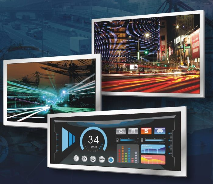KOE dévoile sa collection printemps/été 2021 d'afficheurs LCD-TFT industriels