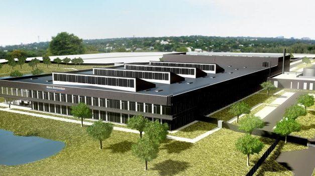 Matra Électronique investit 40 M€ dans une usine du futur