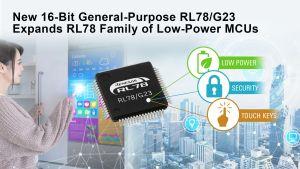 Microcontrôleurs 16-bits basse consommation à usage général | Renesas