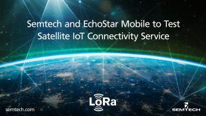 EchoStar teste des services LoRa par satellite pour baisser les prix de la connectivité IoT
