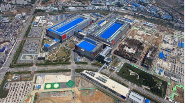 Samsung projette d'investir 151 milliards de dollars dans les semiconducteurs logiques et la fonderie