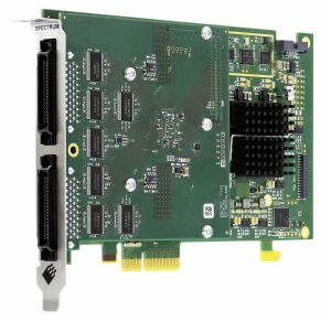 Carte E/S numérique polyvalente |Spectrum Instrumentation