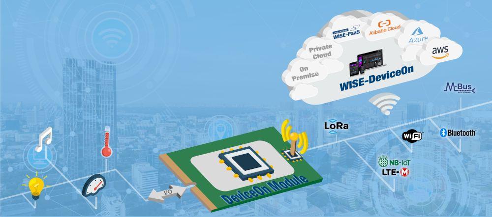 Advantech accélère le développement des capteurs sans fil