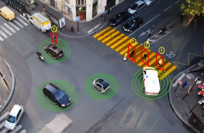 Véhicule connecté: la simulation au service de la conformité d'exposition aux émissions RF