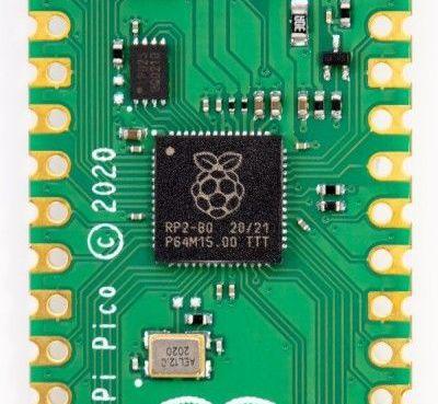 Le microcontrôleur RP2040 de Raspberry Pi vole désormais de ses propres ailes