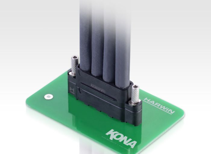 Connecteurs de puissance adaptés à la charge de batteries