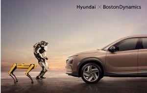 Hyundai prend 80% du fabricant de robots mobiles Boston Dynamics