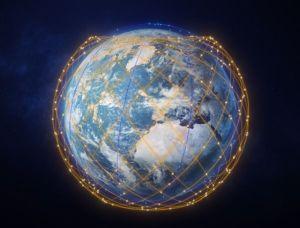 Thales Alenia Space fournira les liaisons optiques inter-satellite pour les 298 satellites Lightspeed