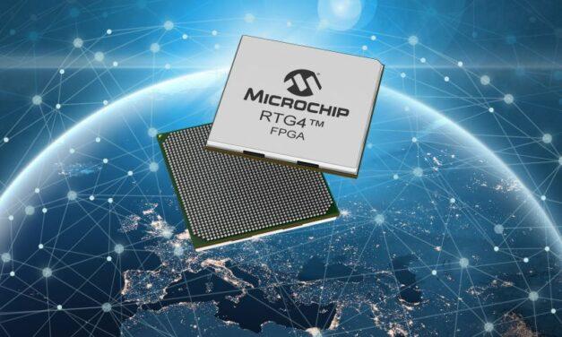 Microchip lance les premiers FPGA en boîtier plastique tolérant aux radiations qualifiés Jedec
