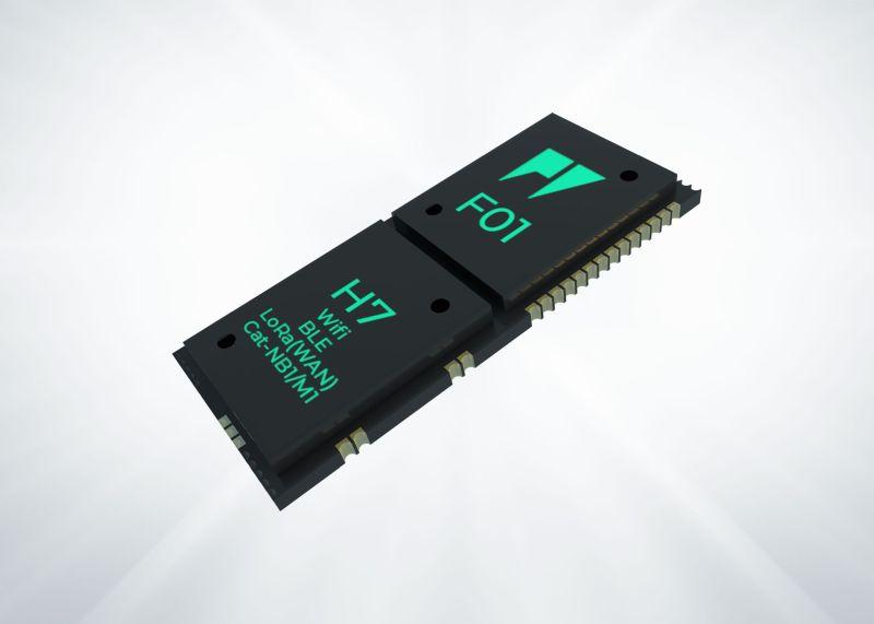 Un module radio 4-en-1 accélère la conception de projets IoT