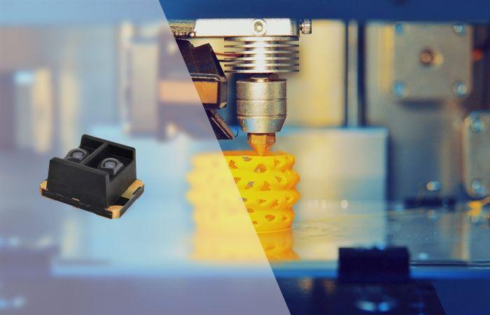 Micro-capteur optique compact