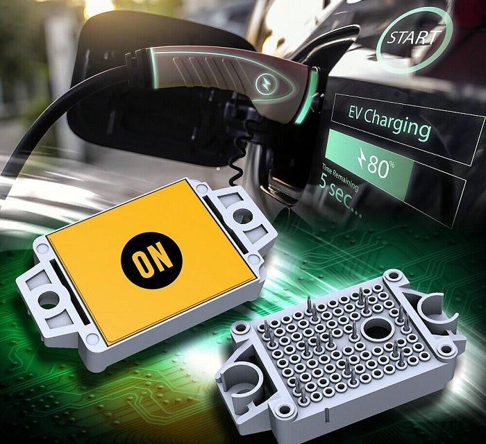 Les modules de puissance en SiC ciblent la recharge rapide des véhicules électriques