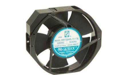 Distrelec distribue les ventilateurs d'Orion Fans
