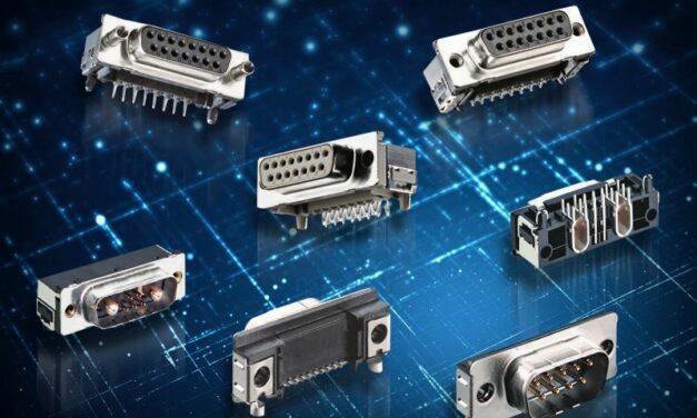 Provertha produit désormais seul les connecteurs Sub-D anciennement fabriqués par Erni