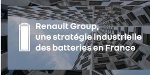 Envision officialise une méga-usine de batteries à Douai pour Renault qui prend 20% de Verkor