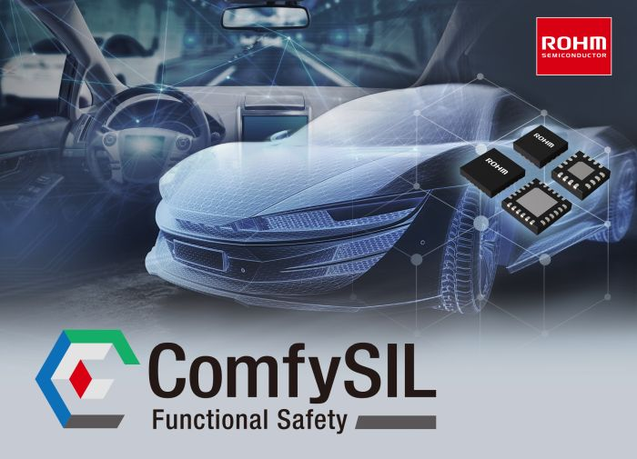 Rohm lance un site web dédié à la sécurité fonctionnelle dans l'automobile