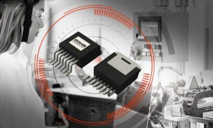 Les convertisseurs AC/DC avec Mosfet SiC de 1700 V tiennent dans un boîtier CMS compact