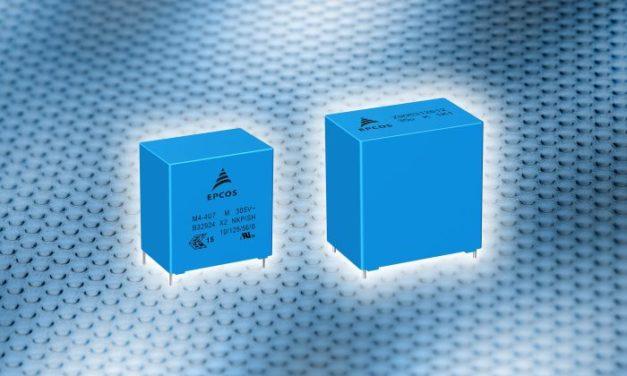 TDK propose un outil de calcul et de sélection des condensateurs film