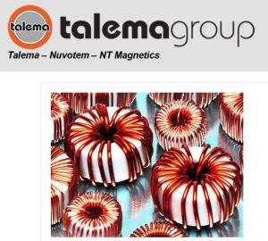 Composants magnétiques : Talema Group racheté par le Suédois Kamic