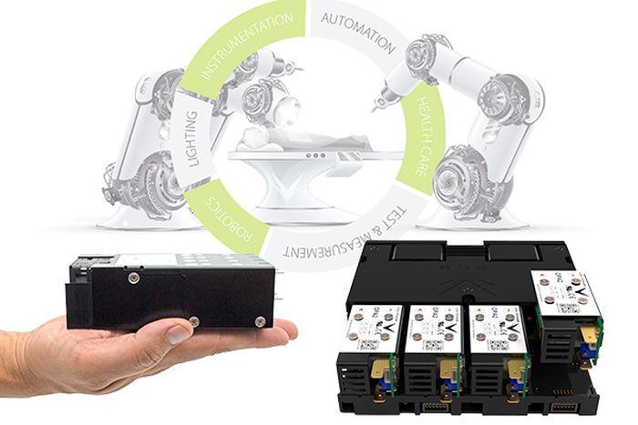 Vox Power enrichit ses alimentations modulaires avec des modules de sortie 300 W