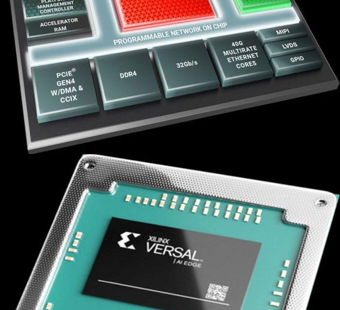 Les circuits logiques programmables à architecture ACAP de Xilinx ciblent l'IA en périphérie de réseau