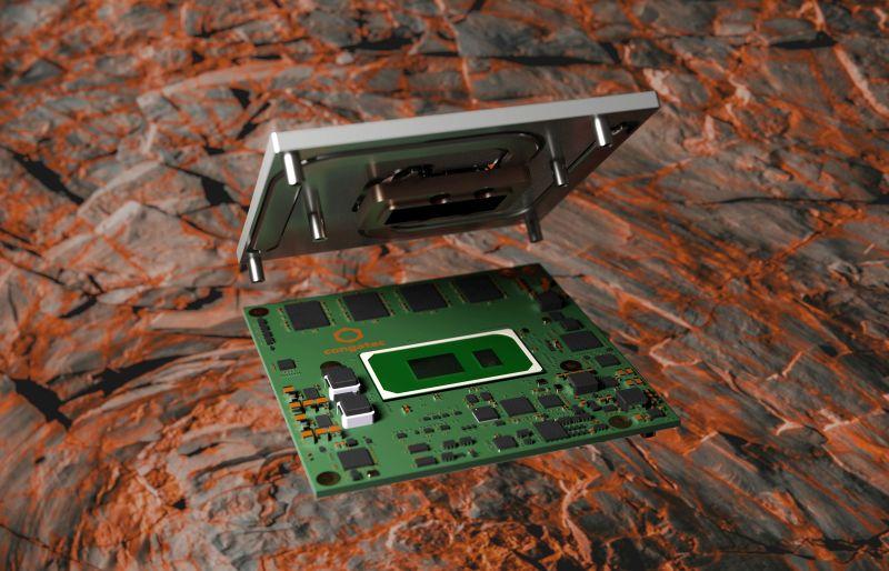 Congatec fait bénéficier les industries critiques des performances des modules COM avec Intel Core de 11è génération