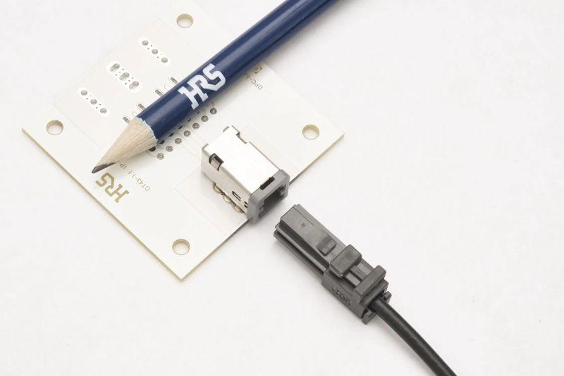 Hirose compacte les connecteurs coaxiaux blindés pour l'automobile