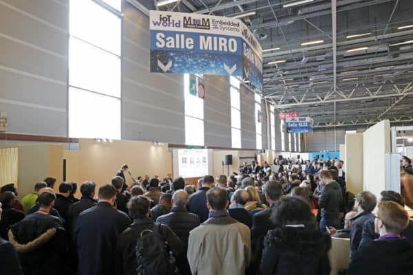 IoT World + MtoM & Embedded les 5 et 6 octobre à Paris