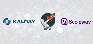 Kalray collabore avec Vates et Scaleway pour des solutions de virtualisation optimisées par des cartes d'accélération