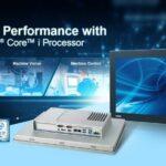 Panel PC industriel haute performance paré pour le sans fil, dont la 5G