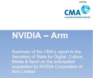 Rachat d'Arm par Nvidia : la Grande-Bretagne craint des problèmes de concurrence et joue la montre