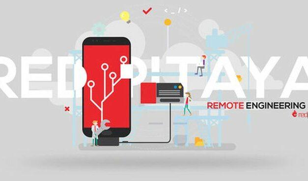 Digi-Key Electronics distribue Red Pitaya et son kit @HOME